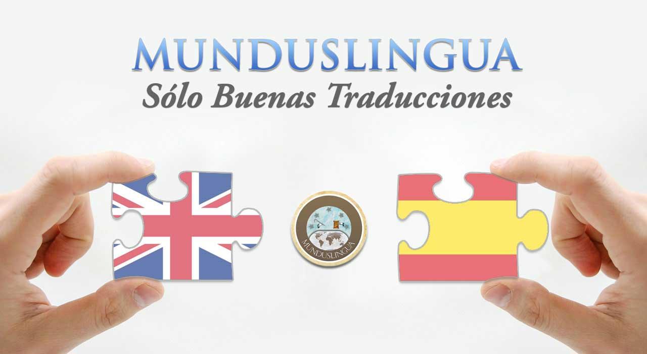 Munduslingua - Sólo Buenas Traducciones